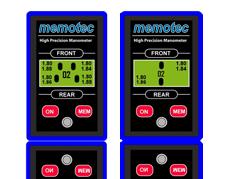 Versionen des Luftdruckprüfers