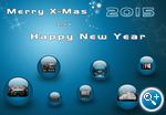 Merry X-Mas and Happy New Year 2015