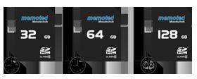 AiM SmartyCam HD Speicherkarten