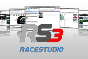 AiM RaceStudio3 Software Button